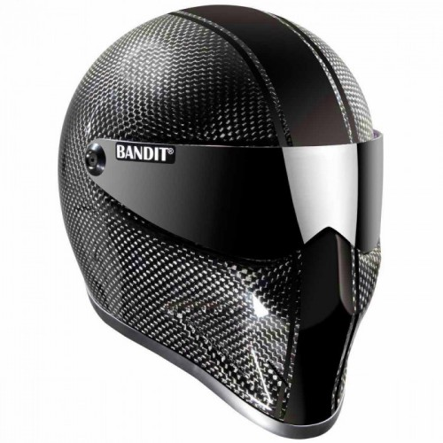 bandit crystal helm carbon